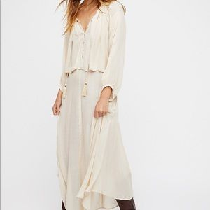Free People Mad About This maxi dress